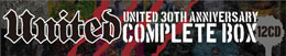 UNITED 30th COMPLETE BOX